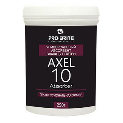 Axel-10. Absorber